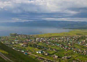 Слюдянка озеро Байкал