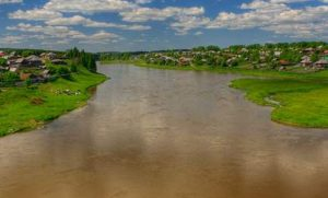 Тура река