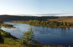 Отдых на реке Уфа