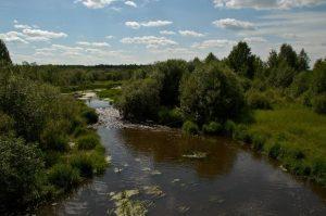 Верховья реки Тура