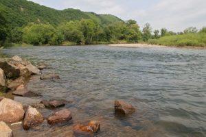 Река партизанская приморский край