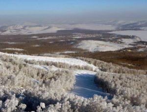 Банное Башкирия зимой
