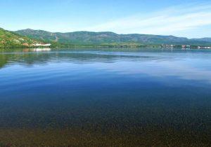 Банное озеро отдых