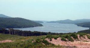 Остров Русский бухта Новик