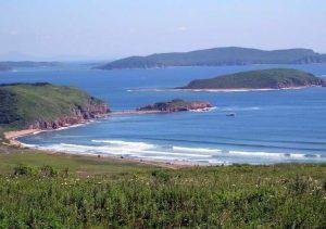 Остров Русский остров Попова