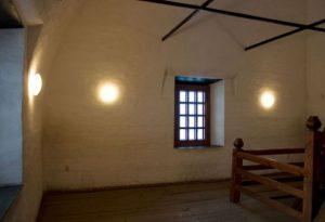 Слуховая комната невьянская башня