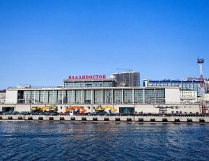 Владивосток морской вокзал