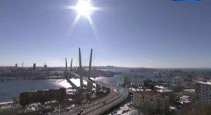 Владивосток погода солнце