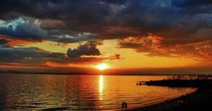 Владивосток погода закат
