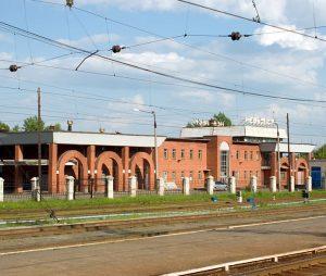 Жд станция Невьянск