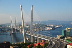 Золотой мост Владивосток