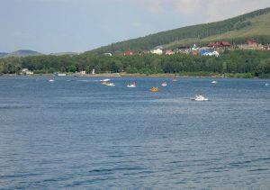 Озеро Банное Башкирия отдых