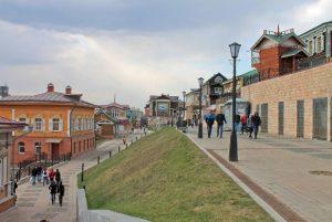 Иркутск туристические зоны