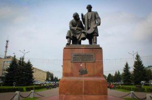 Нижний Тагил памятник Черепановым