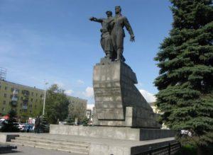 Памятник танковому корпусу