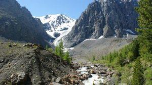 Алтайские горы альпинизм