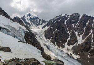 Гора Актру Алтайский край