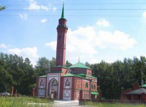 Мечеть Первоуральск