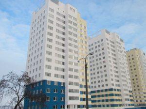 Новые дома в Первоуральске