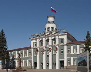 Здание проходной ПНТЗ