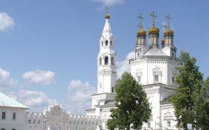 Верхотурье Кремль