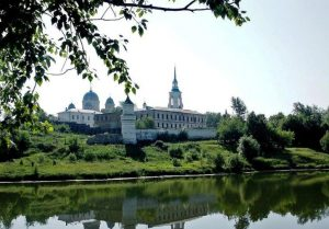 Верхотурье монастырь