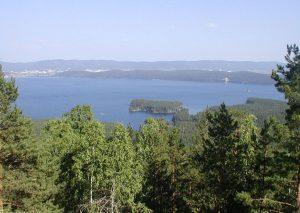 Озеро Тургояк отдых
