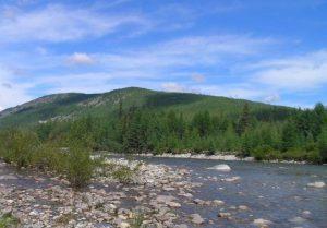 Река Бурея верховья