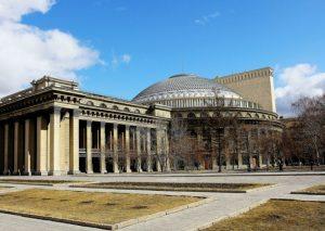 Театр оперы и балета Новосибирск
