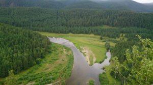 Уральские реки отдых