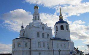 Смоленский Одигитриевский собор